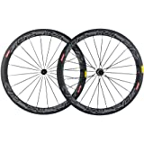 Superteam 700c 50mm 3k mattle Carbon Clincher Wheelset Cycling Racing Wheels 20/24h