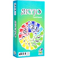 SKYJO Action, by Magilano - The New exciting Card Game for Kids and Adults.