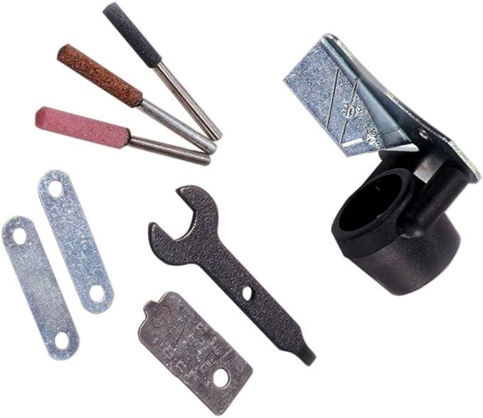 Dremel 1453 Chainsaw Sharpening Kit - Semi-Manual Rotary Sharpener