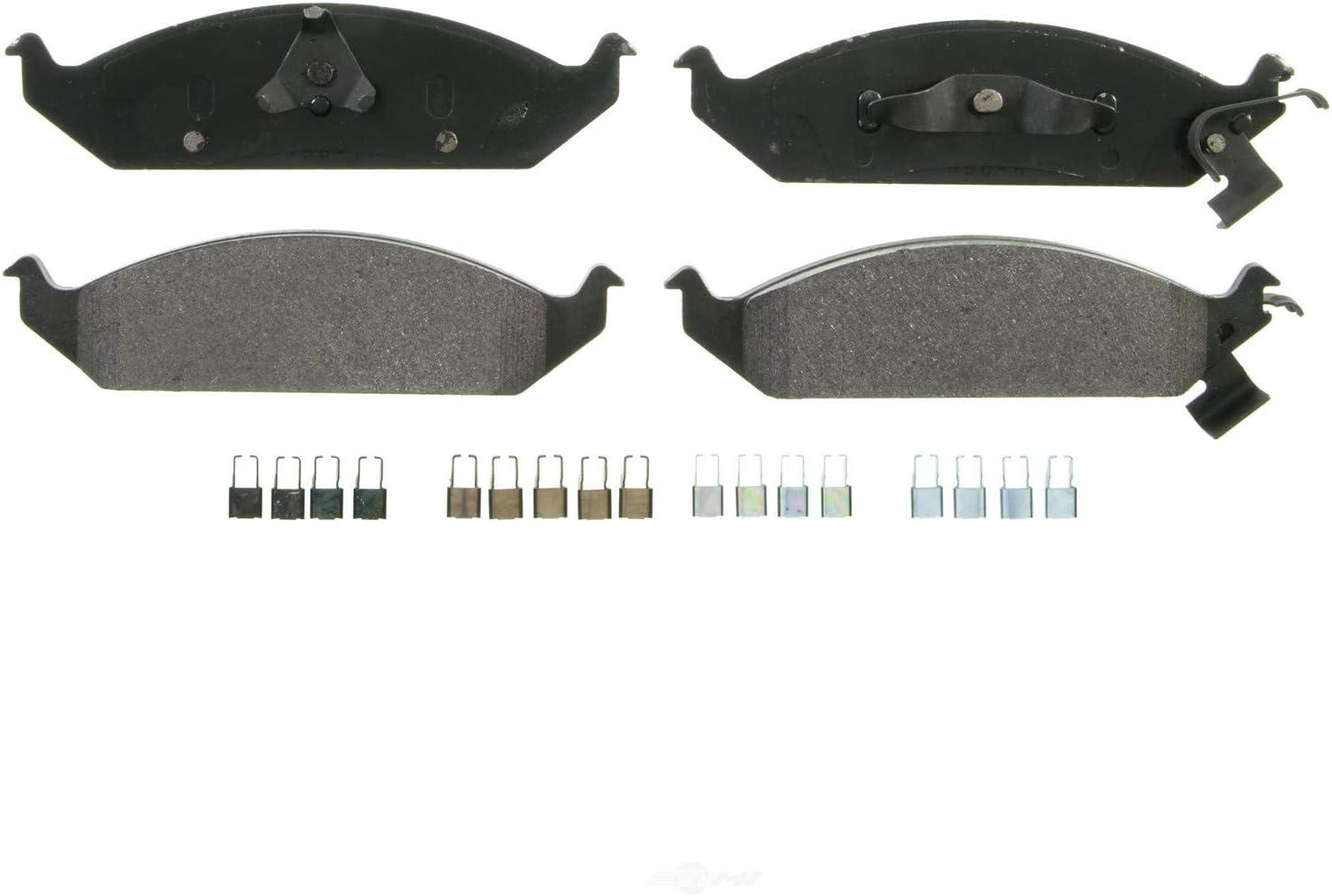 Front Ceramic Disc Brake Pads Set for Cirrus Sebring Stratus Breeze New