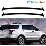 Prime Buy Choice For 2016 2017 Ford Explorer Pair New OE Style Black  Aftermarket Aircraft