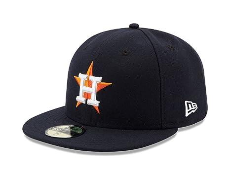 official photos 9ca58 92577 2017 NEW ERA MLB WORLD SERIES CHAMP HUSTON ASTROS 59FIFTY NAVY (7 3 4