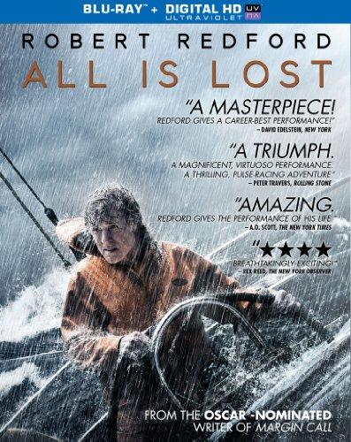 All Is Lost [Blu-ray + Digital HD]