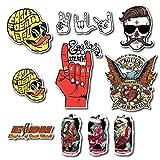 Eagles of Death Metal Sticker Set Pack Rock Band Decal for Car Window, Bumper, Laptop, Skateboard, Wall, ETC. Set-042