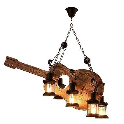 Suspension Luminaire Vintage Rétro Style Industriel