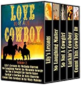 Love of a Cowboy, Volume Two: Five Contemporary Western Romances (Love of a Cowboy Bundle Series Book 2)