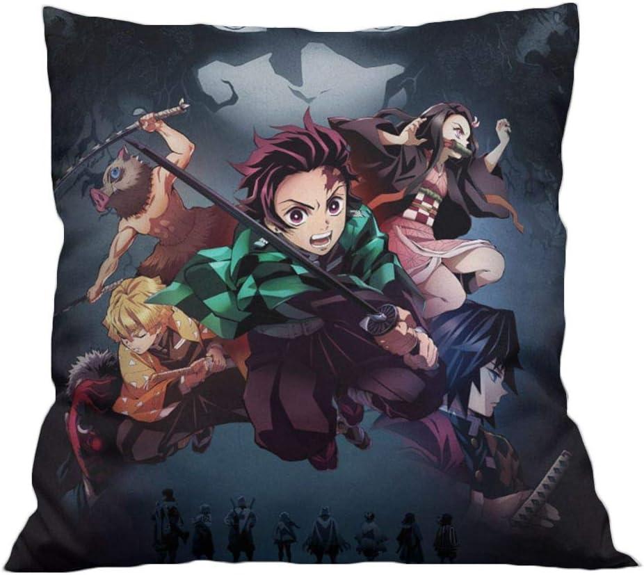 Pillowcases Demon Slayer Apehuyuan Demon Slayer Kimetsu no ...