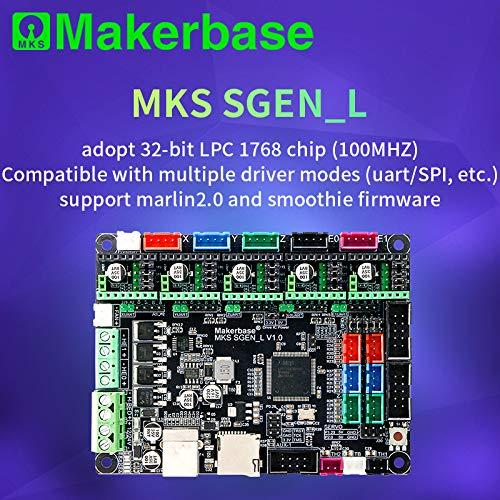 Placa de impresora 3D MKS SGen_L 32 bits controlador compatible ...