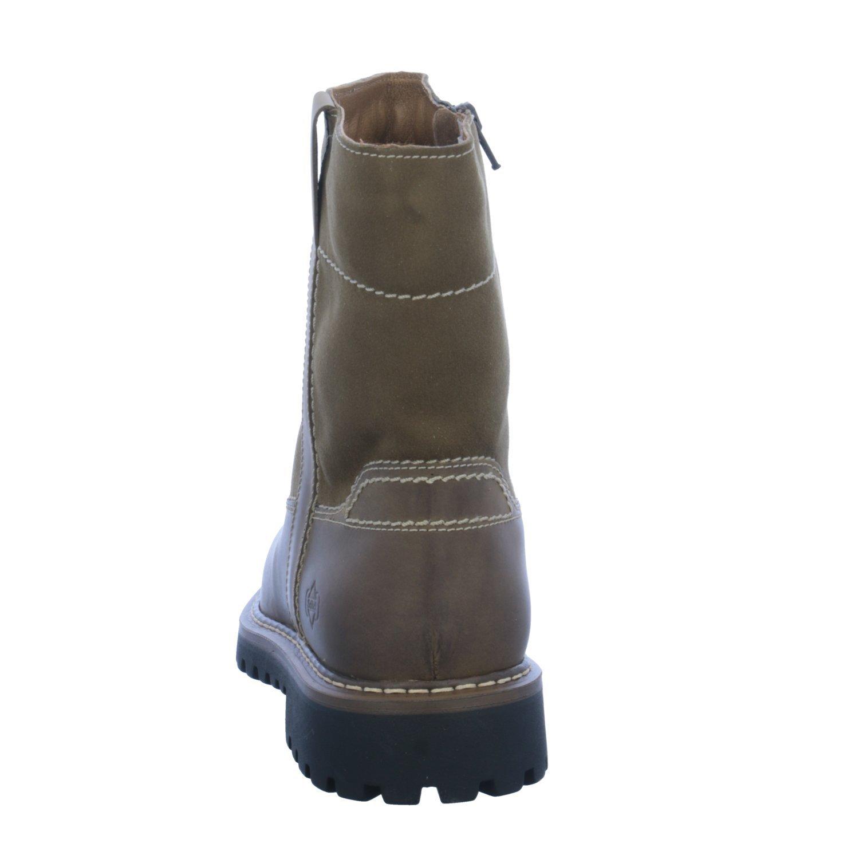 Josef Chance Seibel Chance Josef Herren Combat Boots Braun c1625e