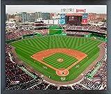 """Washington Nationals Park MLB Stadium Photo (Size: 17"""" x 21"""") Framed"""