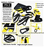 Fitness Training Pro Trainer Straps For Home Workout GYM Resistance...
