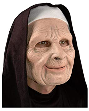 Horror-Shop monjas misteriosos enmascaran