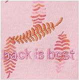 Halo Sleepsack, 100% Cotton, Pink Feathers, Medium