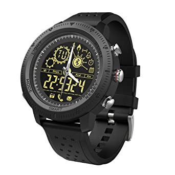 Amazon.com: Star_wuvi Sports Smart Watch Bluetooth ...