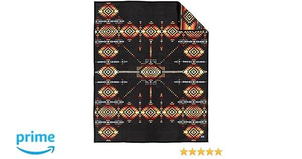 Amazon Pendleton Pueblo Dwelling Blanket King Size Home Kitchen