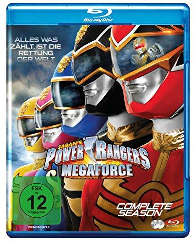 power rangers megaforce season - 5
