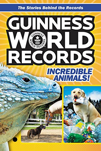 Guinness World Records: Incredible Animals! ()