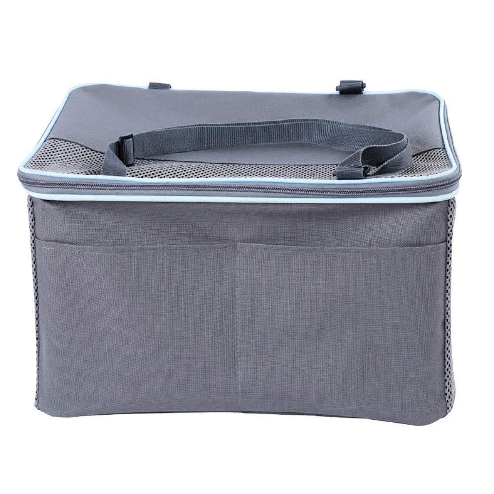 Grey 423225cm Grey 423225cm CWCZD Pet Car Seat Dog Car Seat Car Front Seat Rear Seat Anti Dirty Pet Pad,Grey-42  32  25cm