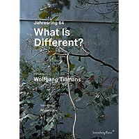 What Is Different? - Jahresring 64 (Sternberg Press)
