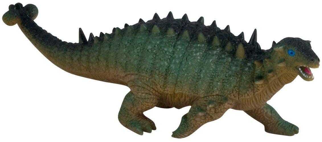 "Animals & Dinosaurs Pinacosaurus Toy Dinosaur 6.5"" Inch"