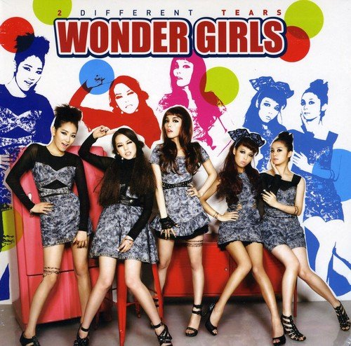 CD : Wonder Girls - 2 Different Tears (Asia - Import)
