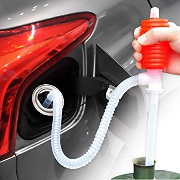 Auto Lkw Heizöl Benzin Diesel Transfer Transfer Sauger Handpumpe Handbuch Siphon Saugwasser Chemische Flüssigkeitspumpe Auto