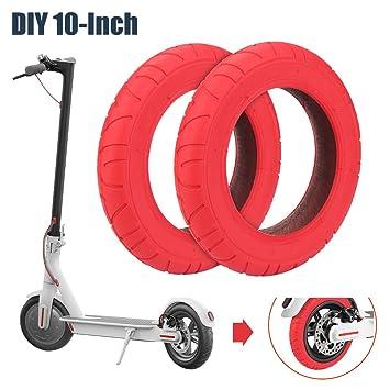 TiooDre Neumático Externo De 10 Pulgadas para Neumático ...