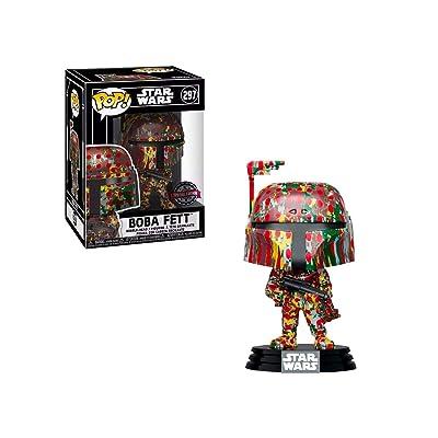 Hype's Goods Funko POP Star Wars: Futura x Funko - Boba Fett: Toys & Games