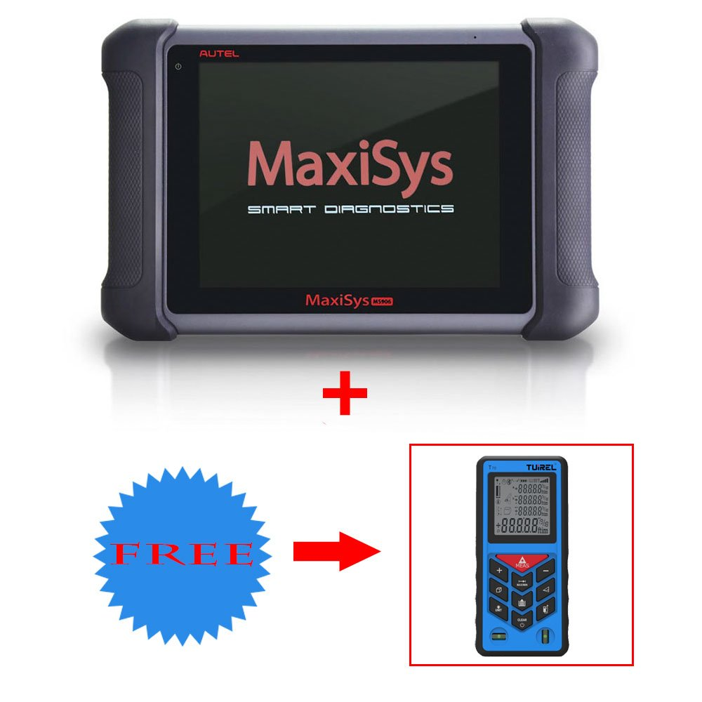 Original AUTEL MaxiSYS MS906 Auto Diagnostic Scanner Updated Version of Autel MaxiDAS DS708