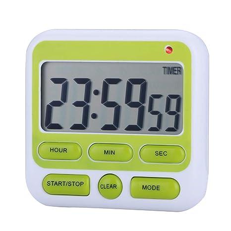 Amazon.com: Zelforth - Reloj digital de cocina con ...