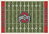 NCAA Home Field Rug - Ohio State Buckeyes, 3'10'' x 5'4''
