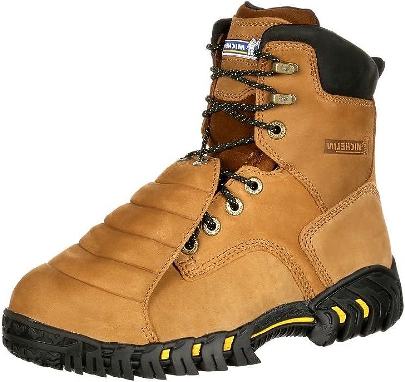 MICHELIN XPX781 Men's 8-in Sledge Boot