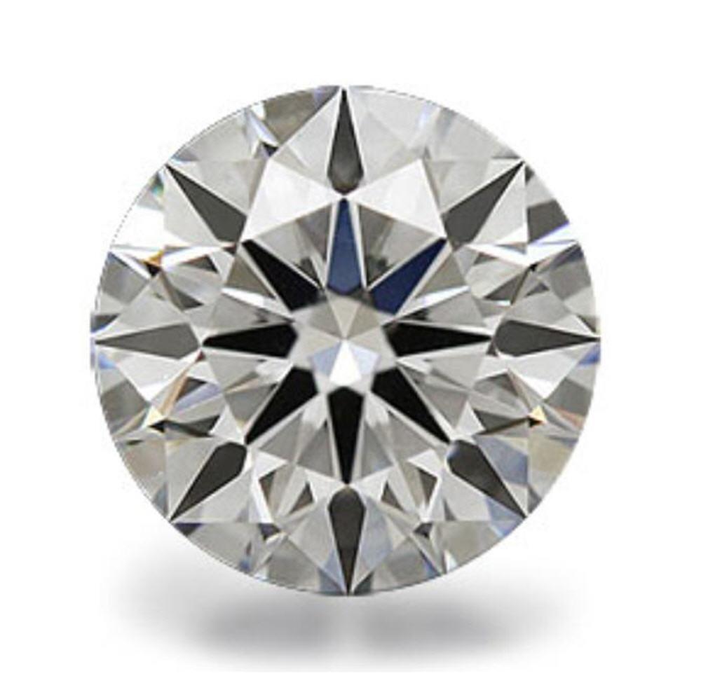 Venetia Top Grade Realistic Hearts and Arrows Cut Round Loose NSCD Simulated Diamond 2 Carat 8mm Super Sparkling White Fire cubic zirconia cz LS8mrd