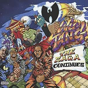 Wu Tang The Saga Continues Amazon Com Music