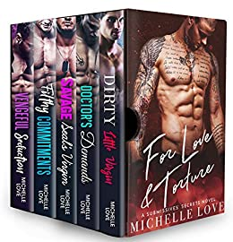 The Submissives' Secrets Series: Complete Compilation by [Love, Michelle]