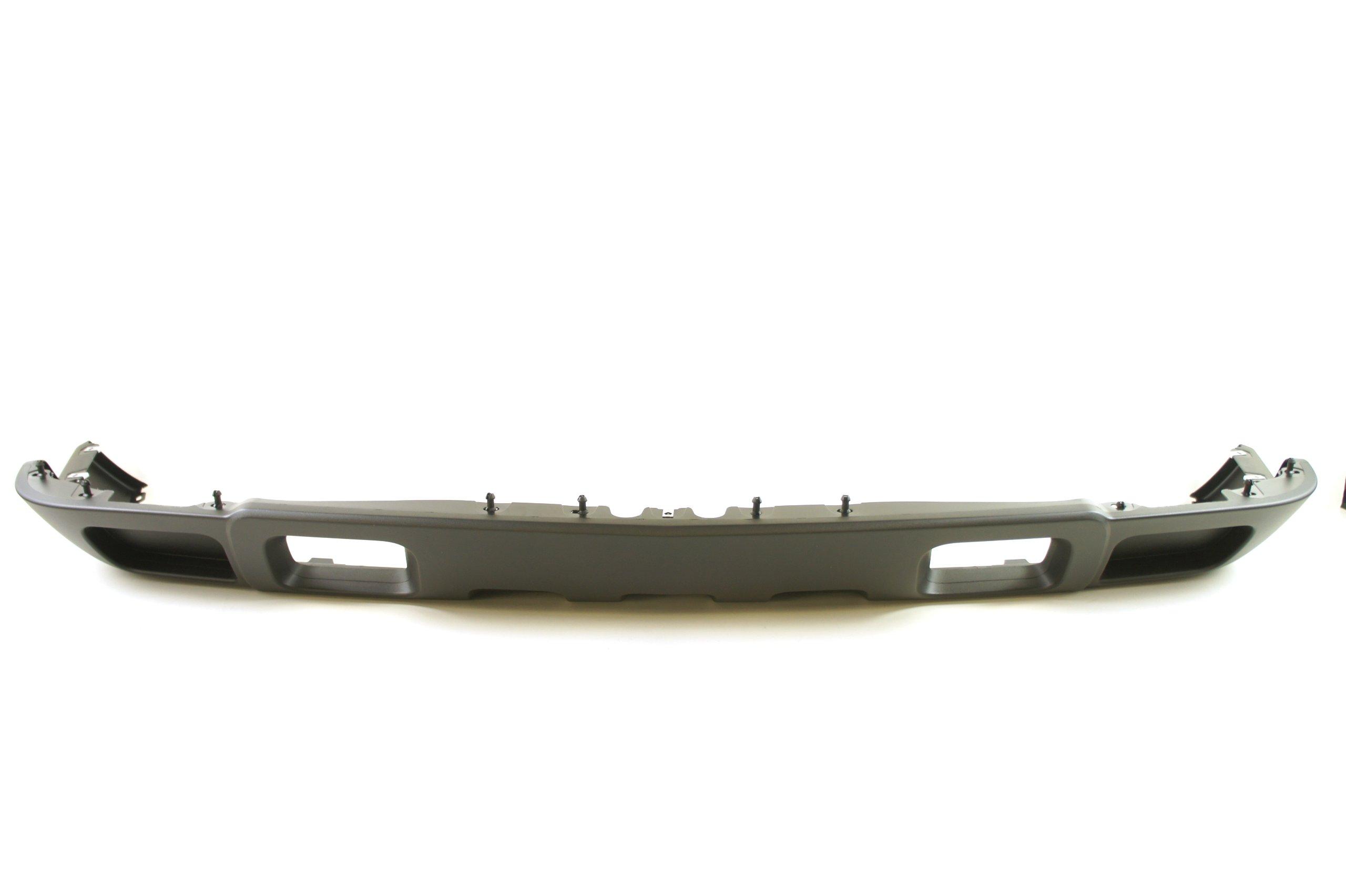 Genuine GM Parts 10398000 Front Bumper Deflector