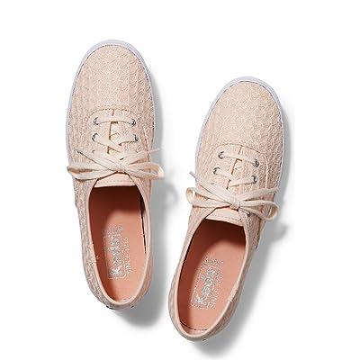 Keds Women's Champion Mini Daisy Fashion Sneaker | Oxfords