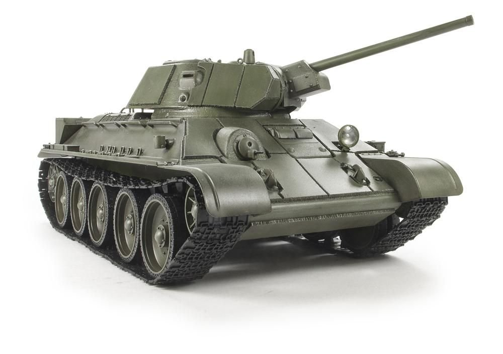 1 35 t 34 76 1942 model year applique armor equipped with armor