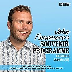 John Finnemore's Souvenir Programme, Series 5