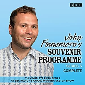 John Finnemore's Souvenir Programme, Series 5 Radio/TV Program