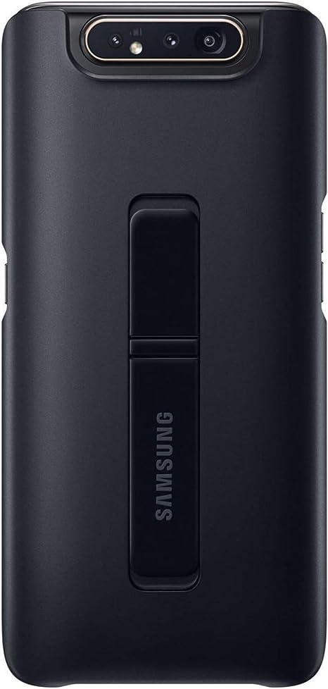 SAMSUNG Funda con Soporte para Galaxy A80 (EF-PA805): Samsung ...