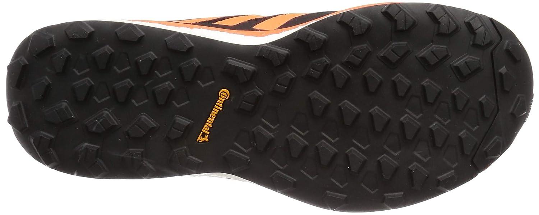 adidas Herren Terrex Agravic Flow Cross-Trainer Mehrfarbig (Buruni/Narsol/Negbás 000)