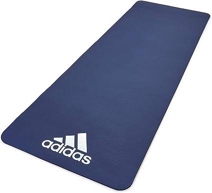 adidas Fitness Mat, Blue, One Size : Clothing - Amazon.com
