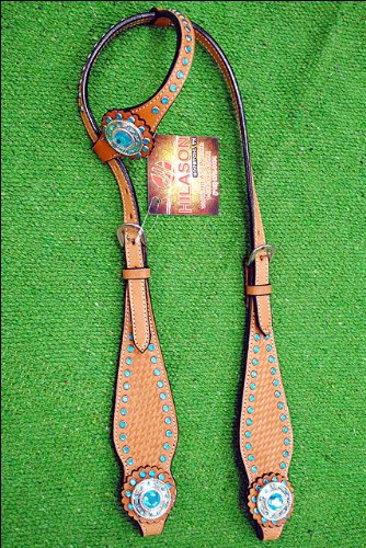 Ear Leather Bridle - 6