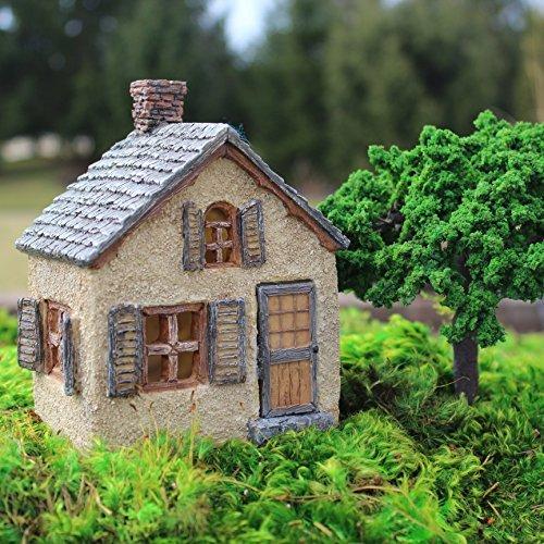 Miniature Fairy Garden The Gables House (Gable Outdoor Garden)