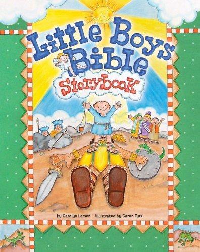 Little Boys Bible Storybook