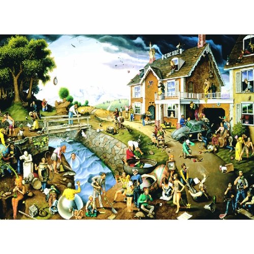Proverbidioms Jigsaw Puzzle 1500pc