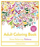 Stress Relieving Patterns: Adult Coloring Book, Celebration Edition (Celebration Edition Series)