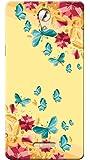 Kaira High Quality Printed Designer Back Case Cover For Coolpad Mega 2.5 D(Gemsbutterfly )