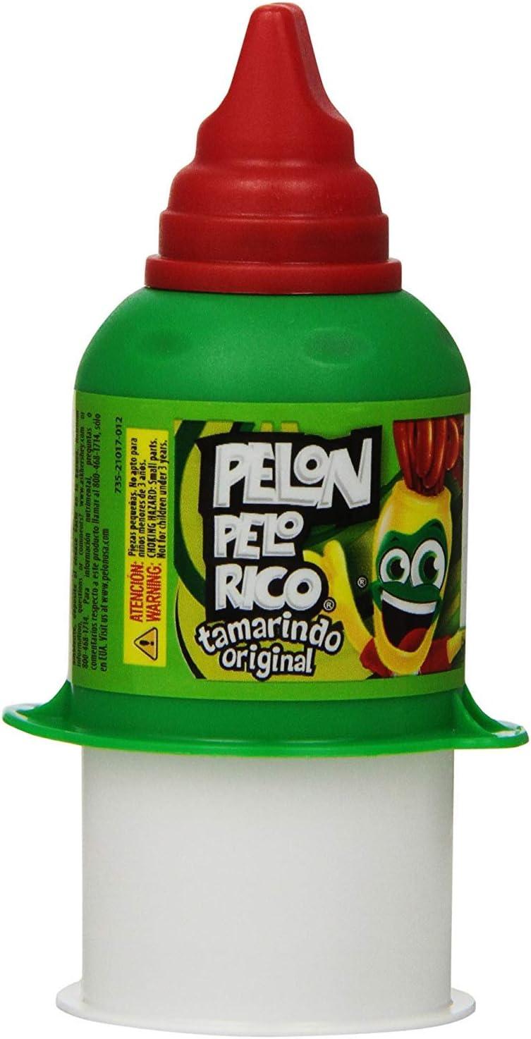 PELON PELO RICO - Dulce enchilado con sabor a Tamarindo, 360g (12 x30g): Amazon.es: Alimentación y bebidas